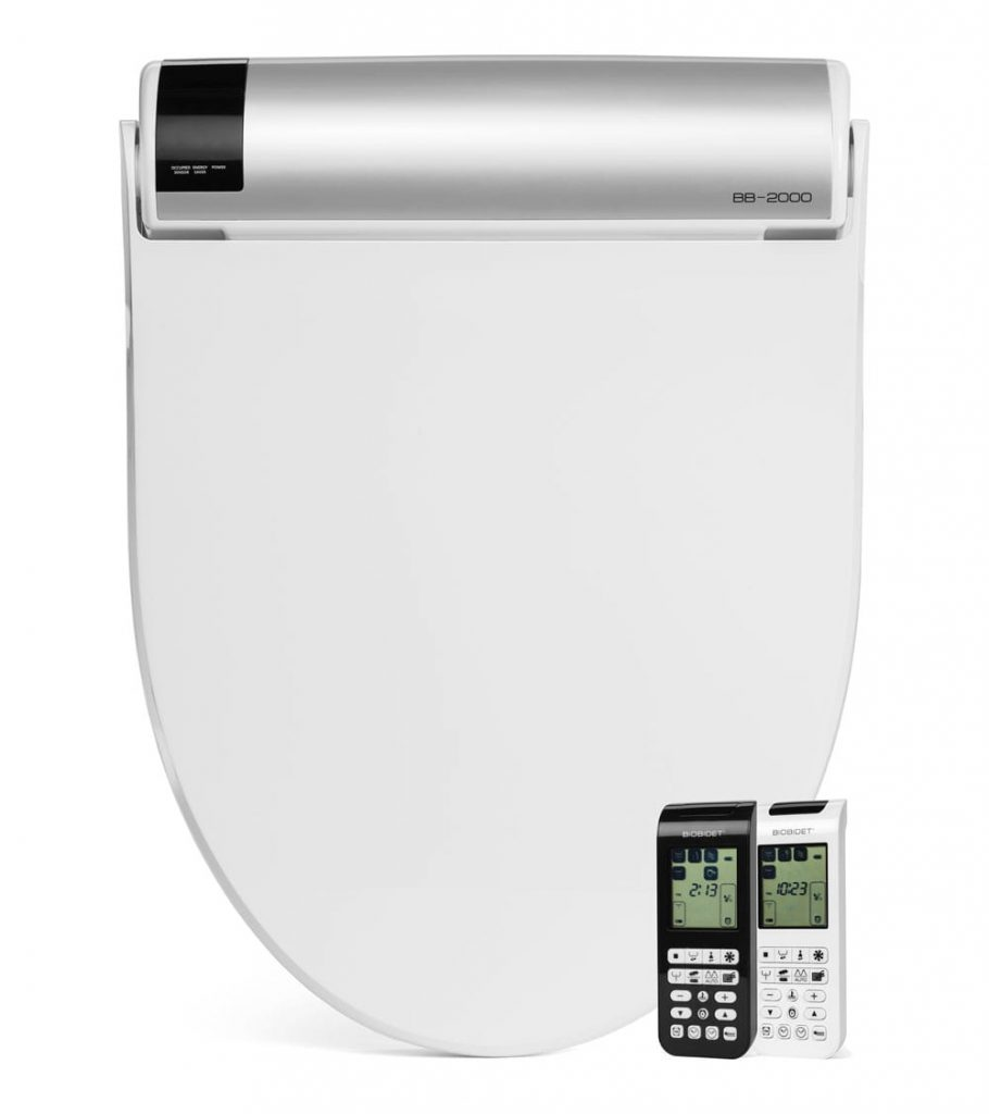 BB-2000 Electric Bidet Toilet Seat