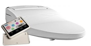Cascade 3000 Bidet with Large Remote