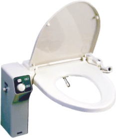 First TOTO WASHLET