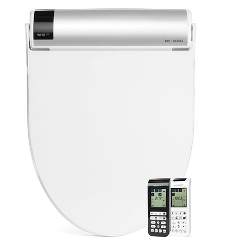 Bio Bidet bb-2000 Bliss Front With Remote