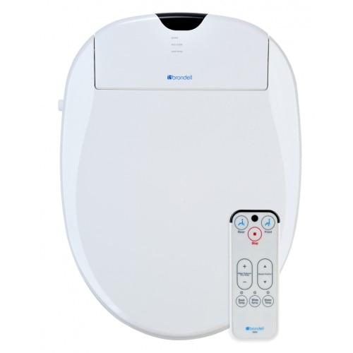Brondell Swash S900 Top View With Remote